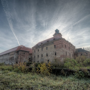 Castle and palace in Żary